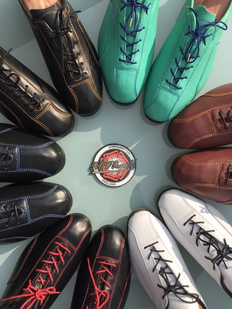 REW Reynolds Classic Road shoes