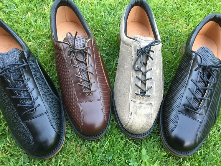 Crafted in Northampton, home of the British shoe industry