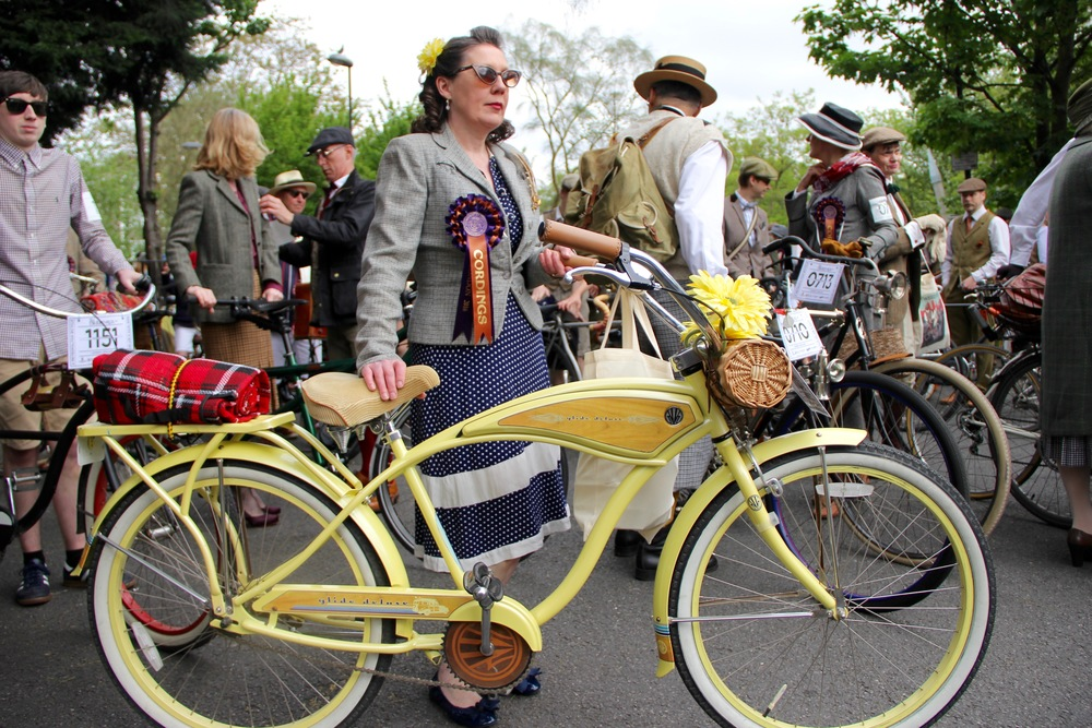 Tweed Run Speedster