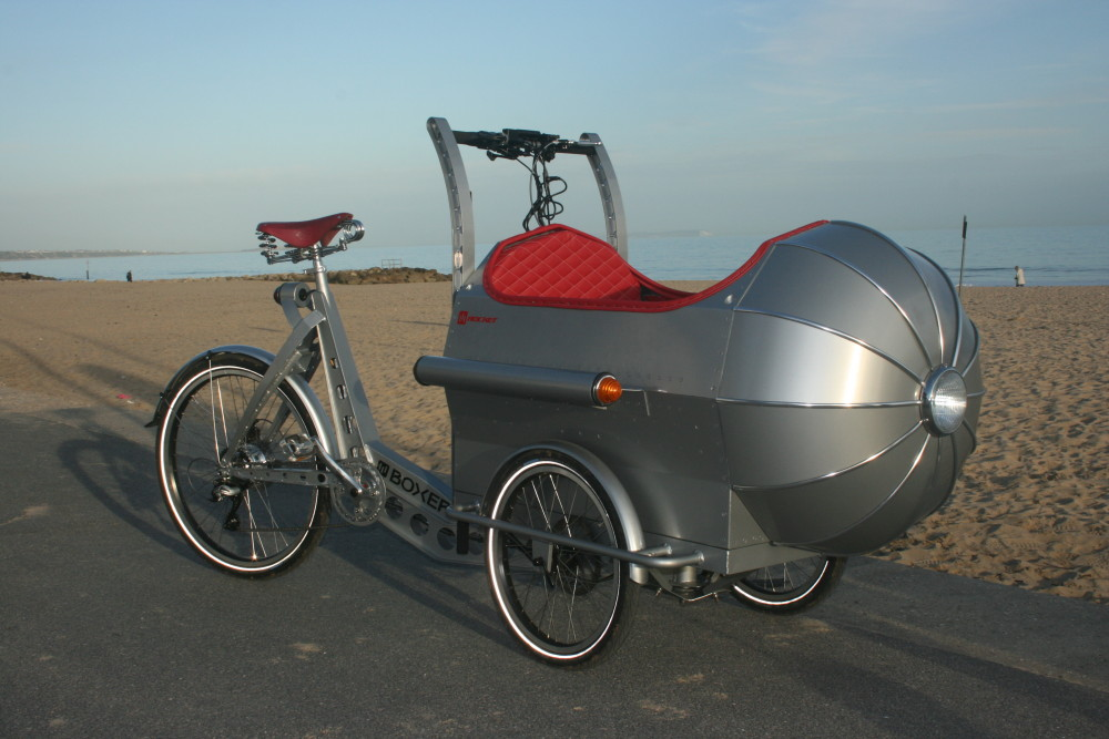 The Rolls Royce of cargo bikes
