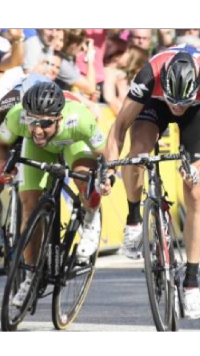 Bouhanni: an aggressive rider