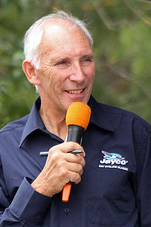Phil Liggett: legendary commentator
