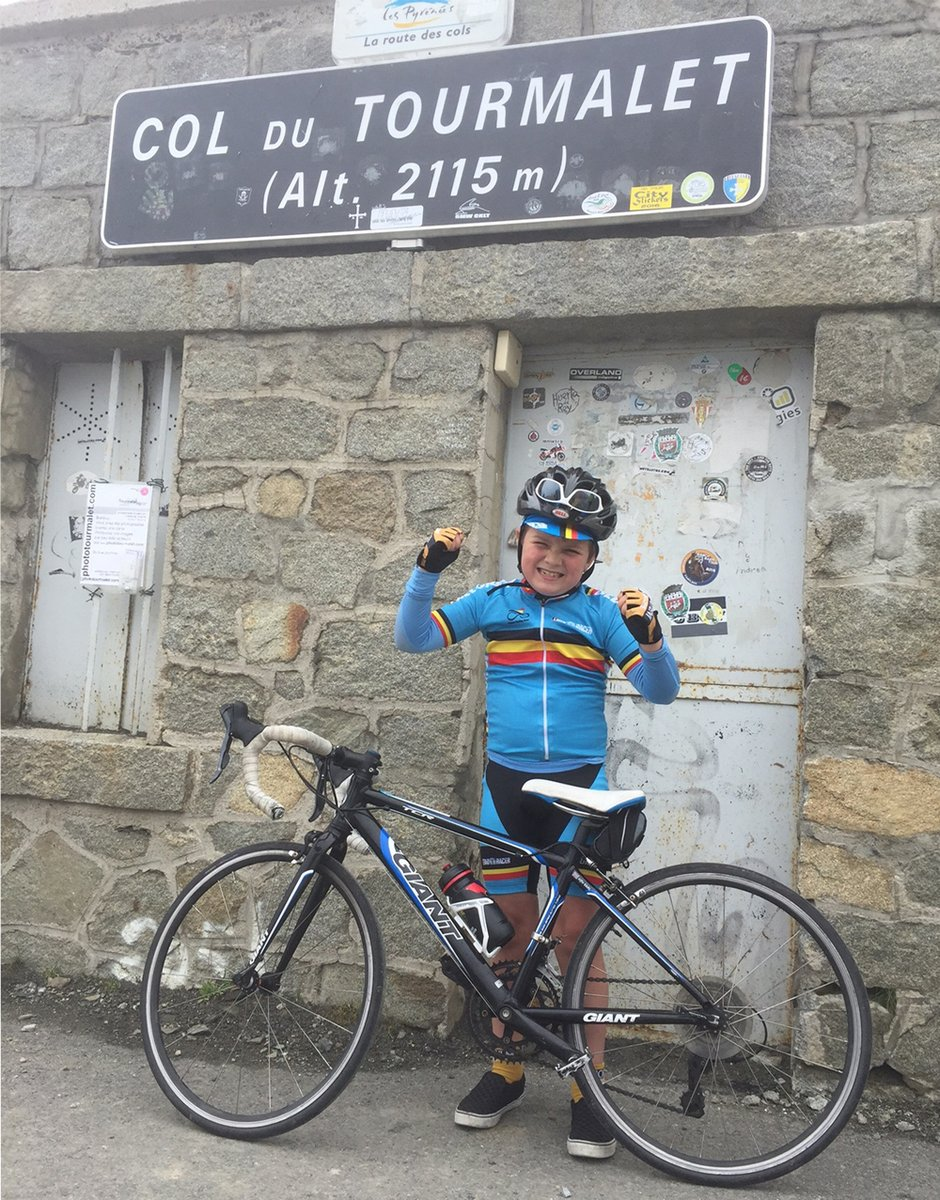 The Tourmalet: one of the toughest climbs in the Pyrennees
