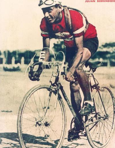 Julián Berrendero won five out of the 11 Vueltas he took part in