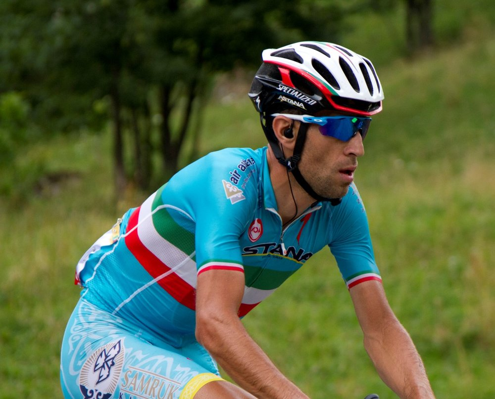 Vincenzo Nibali is the defending champion