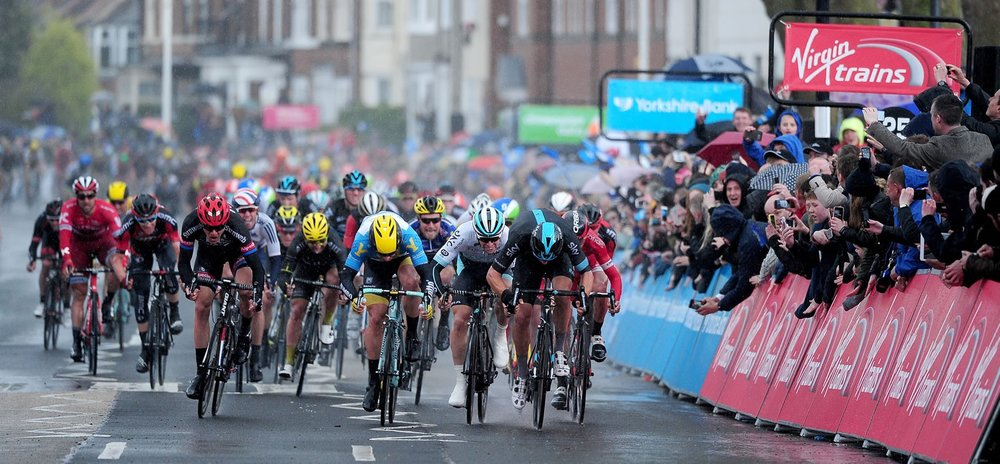 Photo courtesy of Tour de Yorkshire