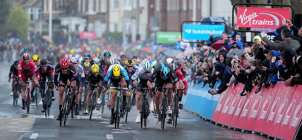Photo courtesy of Tour de Yorkshire