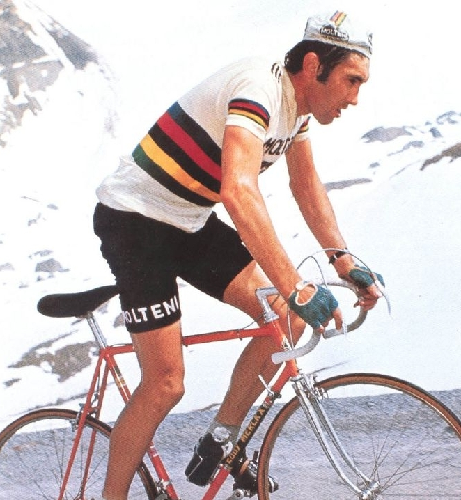 Eddy Merckx, World Champion