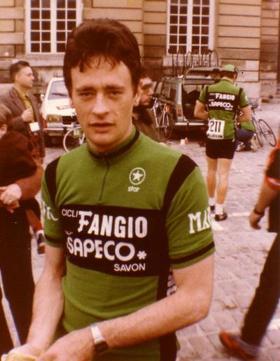 Gary Wiggins in 1981