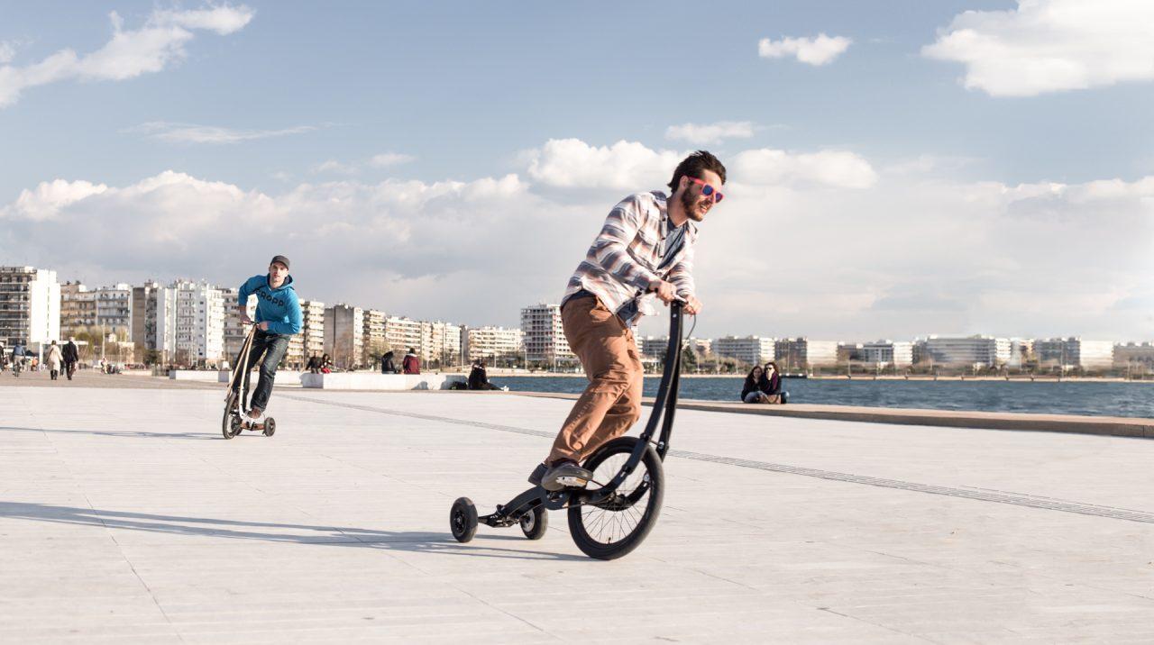 Halfbike Review: Feel Like a Kid Again - Magazine - Ride Velo