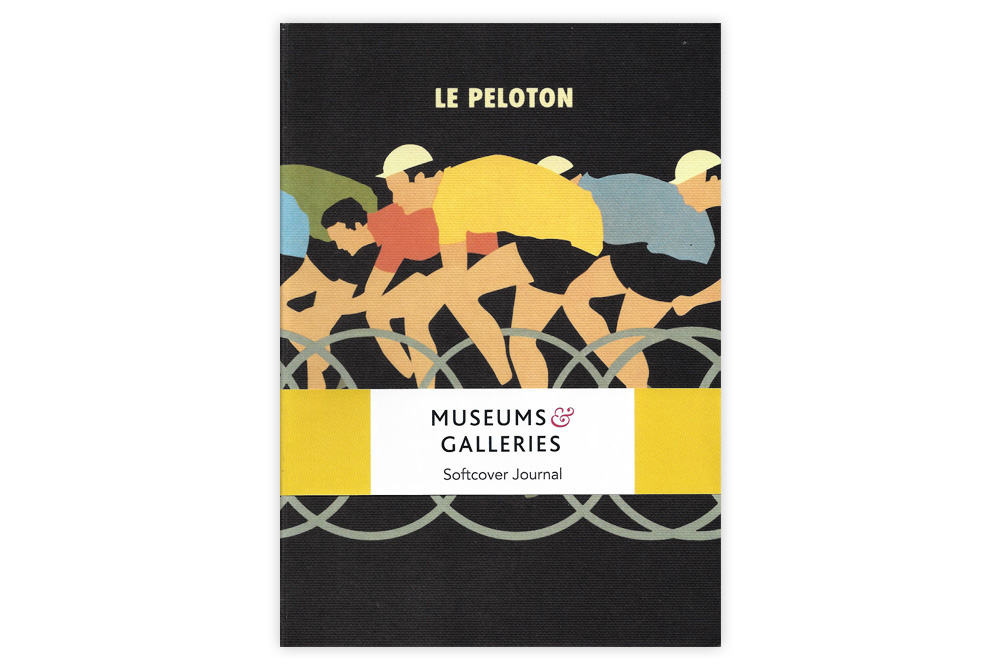 le peloton notebook