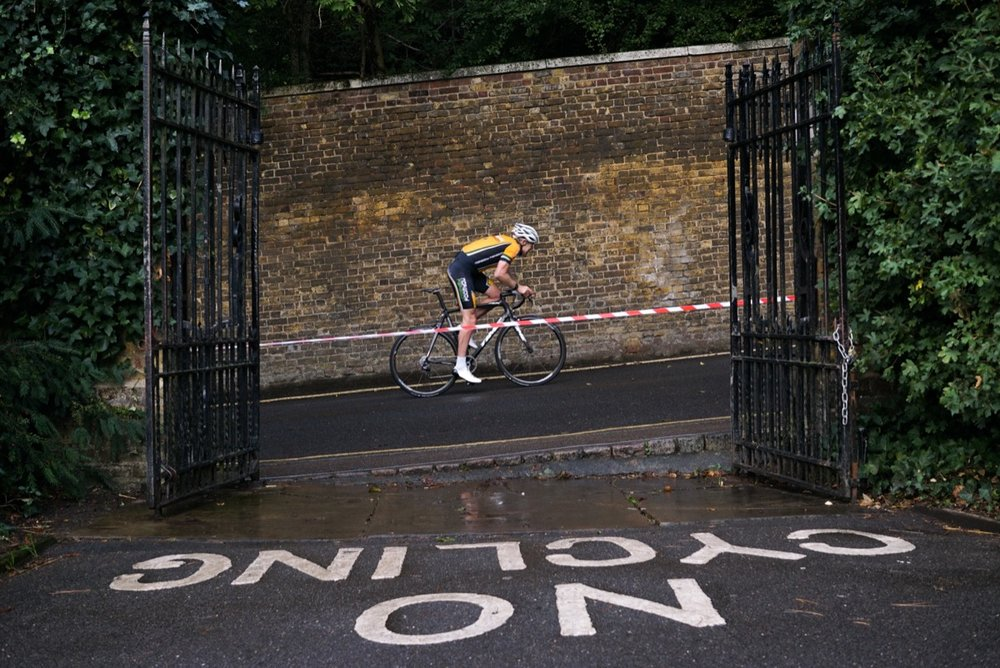 Andrew Laity's photo of Swain's Lane impressed