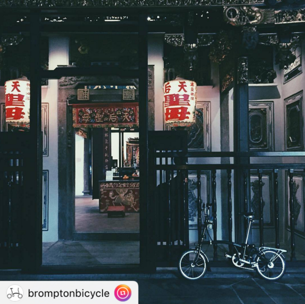 @dididd's photograph of Yueh Hai Ching Temple in Singapore