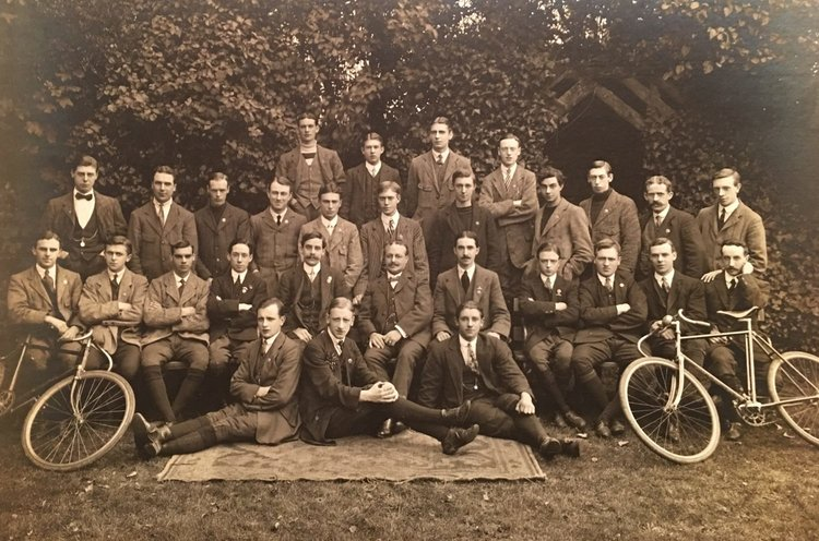 A Victorian Cycling Club Reborn Magazine Ride Velo