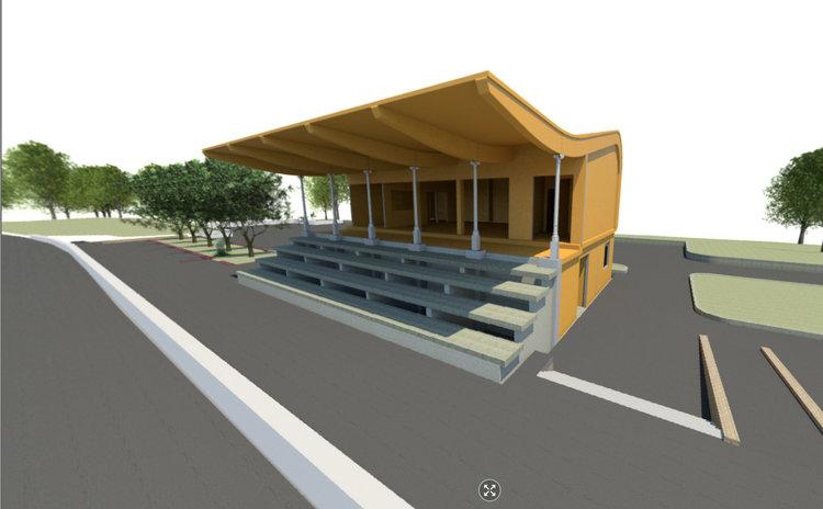 The Exodus Travels Pavilion