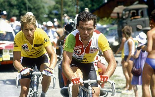 LeMond and Hinault