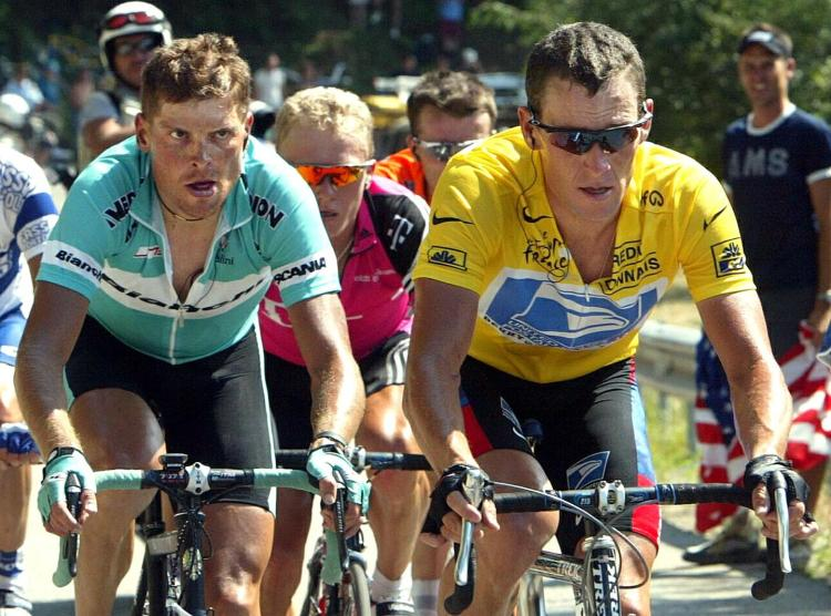Ullrich waited for Armstrong