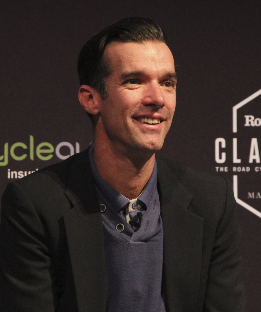 David Millar at the Rouleur Classic