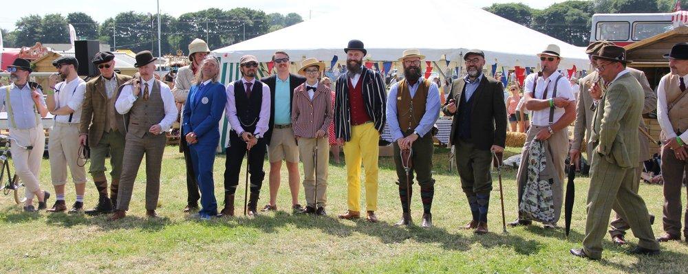 Britain's best dressed...