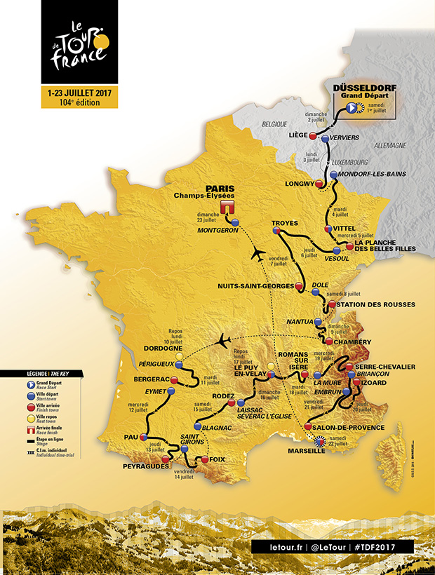 Have we seen the end of Froome s dominance after his disappointing form in  the Dauphine  Could his old ally 410e400a1