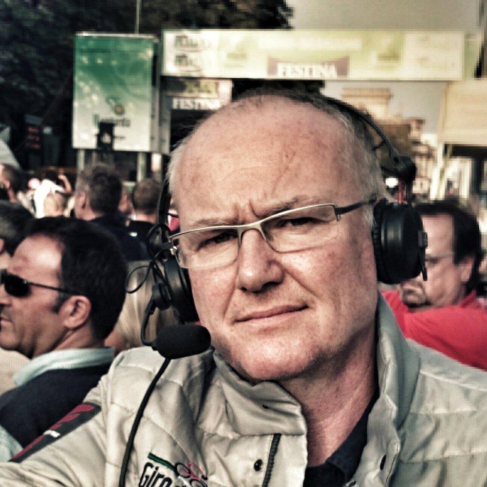 Carlton Kirby, Eurosport's main man