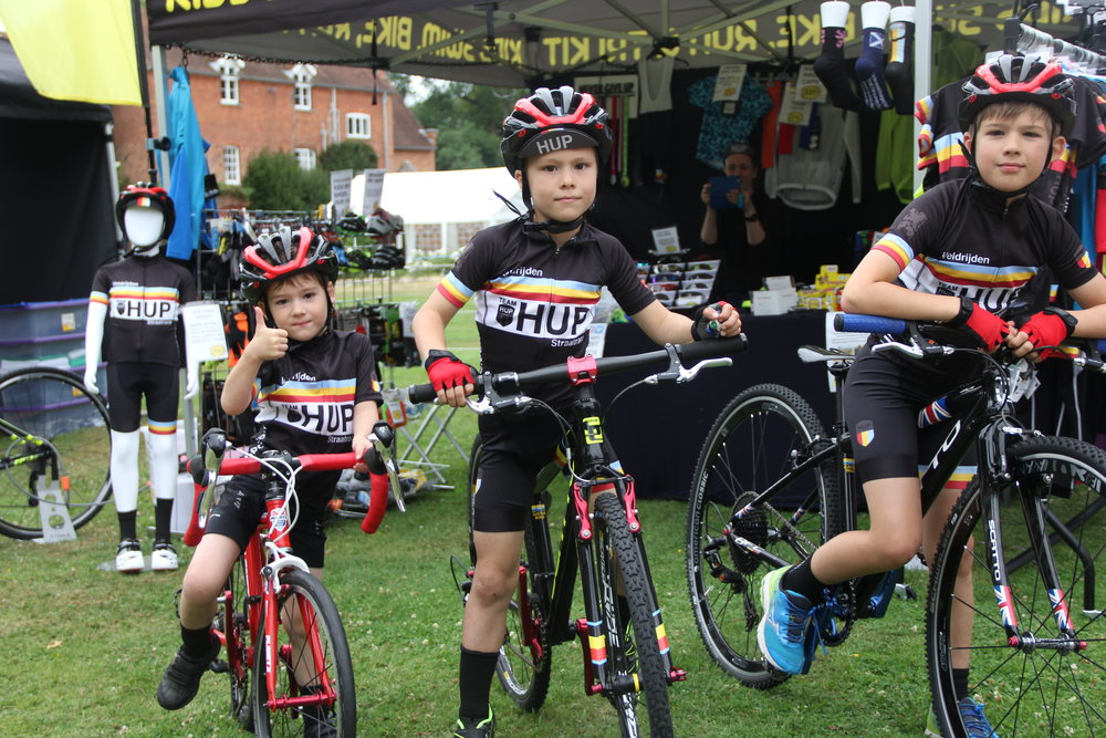 Future stars of cycling