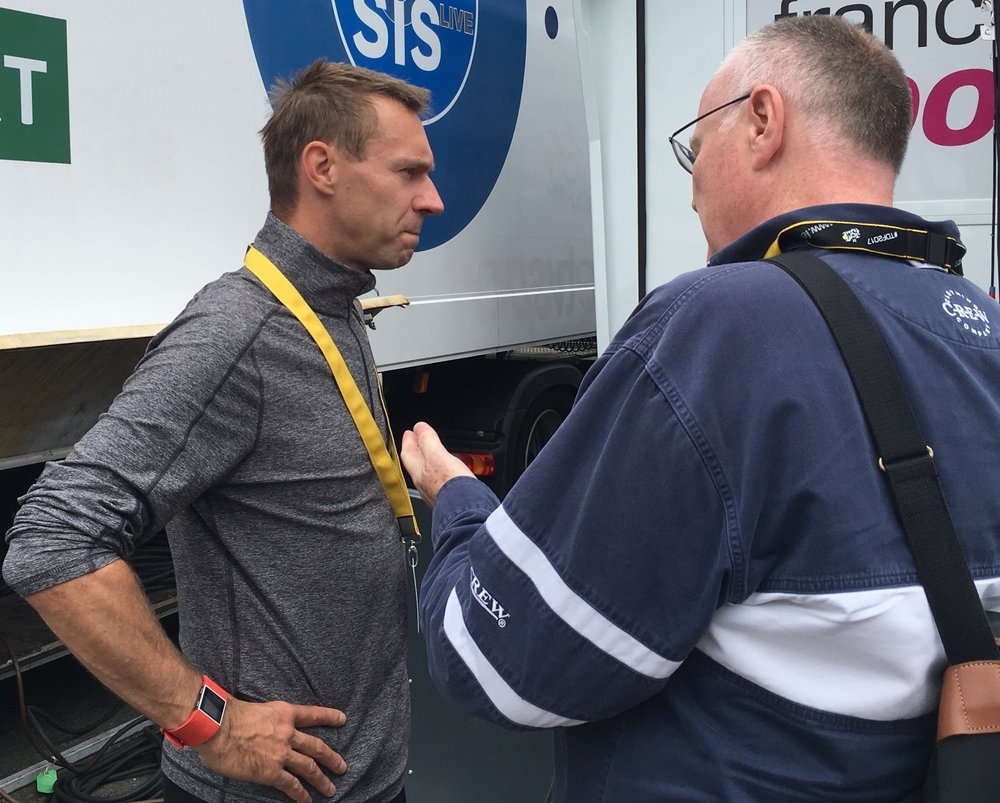 Jens Voigt shares opinions on French people