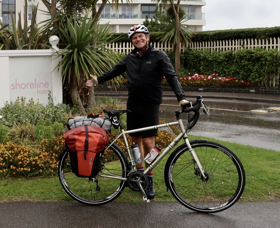 Ride Velo's rookie bikepacker Robbie discovers Butlins Bognor Regis
