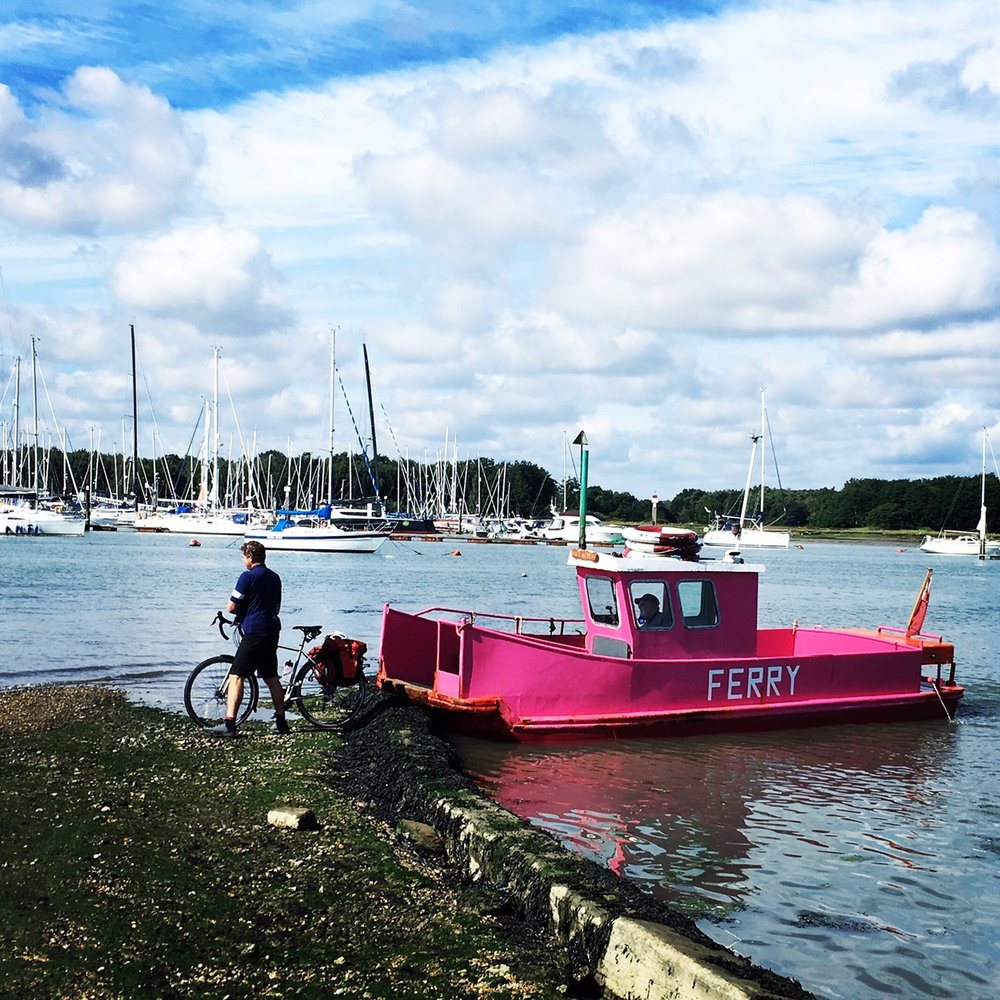 The Hamble Ferry