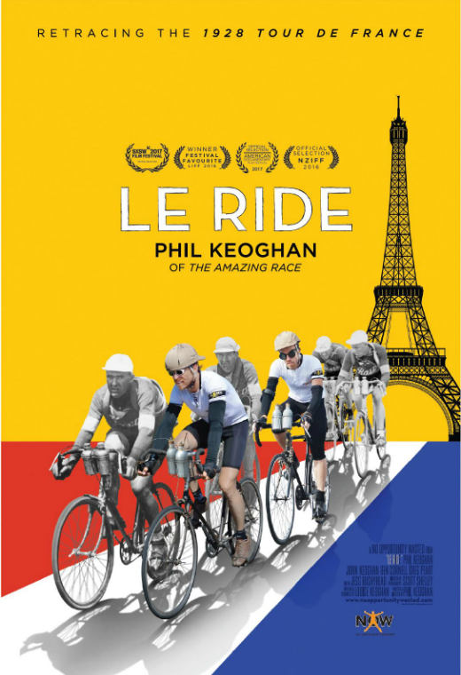 Keoghan was inspired when he came across the biography of fellow New  Zealander Harry Watson who was the first Kiwi to compete in the Tour. f29feffdb