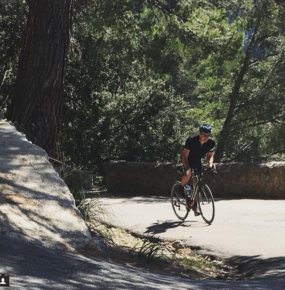 Ride Velo Robbie Broughton Mallorca