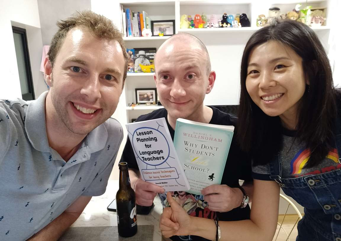 Why Students Don't Like Language Class (With Dave Weller) — TEFL