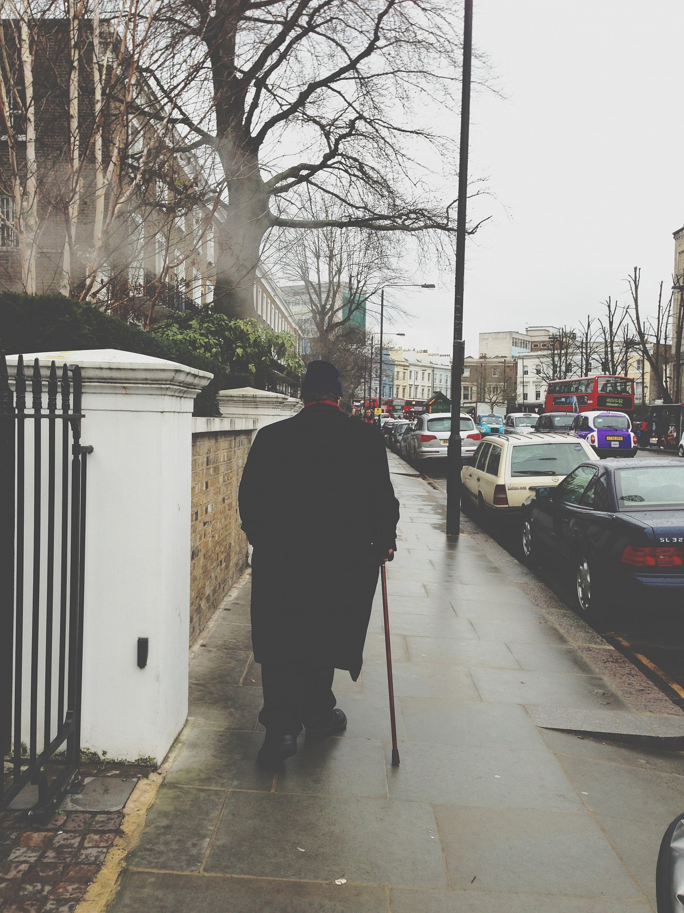 veronica-armstrong-london-rainy-saturday