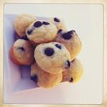 Pancake Muffins Prepared