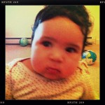 Baby Chubby Cheeks