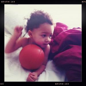 p and basketball