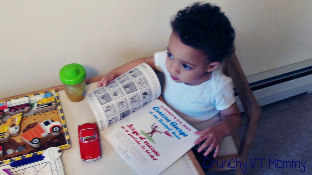 toddler Curious George I