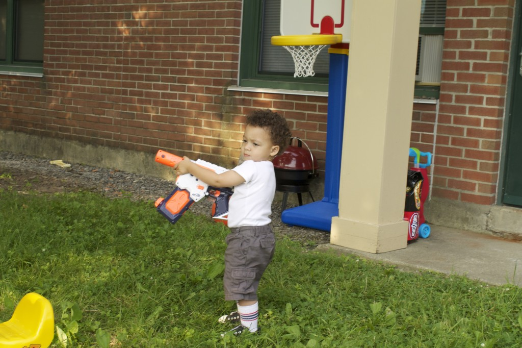 toddler water gun