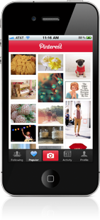 pinterest iphone