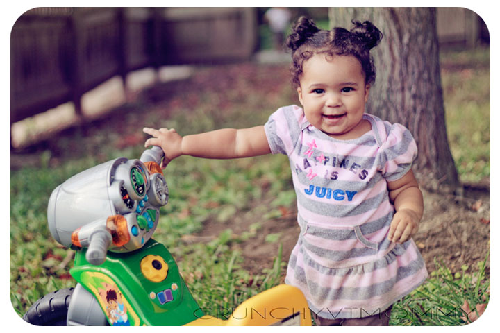 baby girl trike