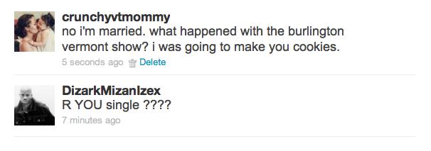 DMX Twitter