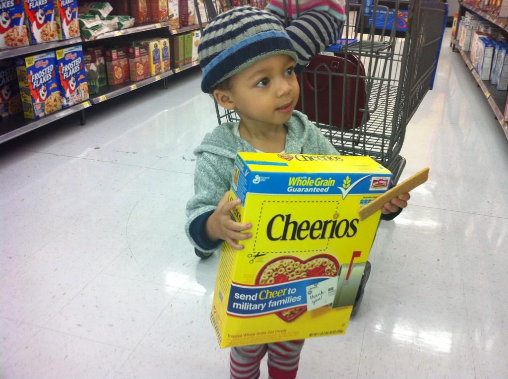 cheerios 1