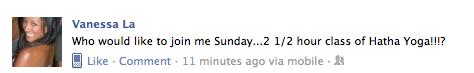 annoying facebook status