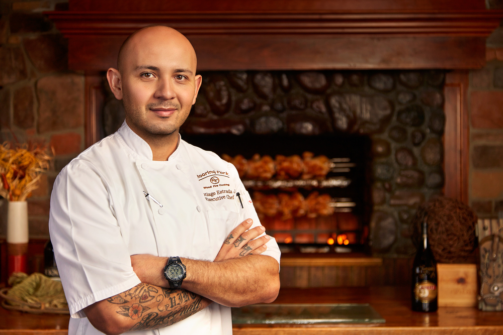 Phoenix Commercial Photographer - Chef Portraits