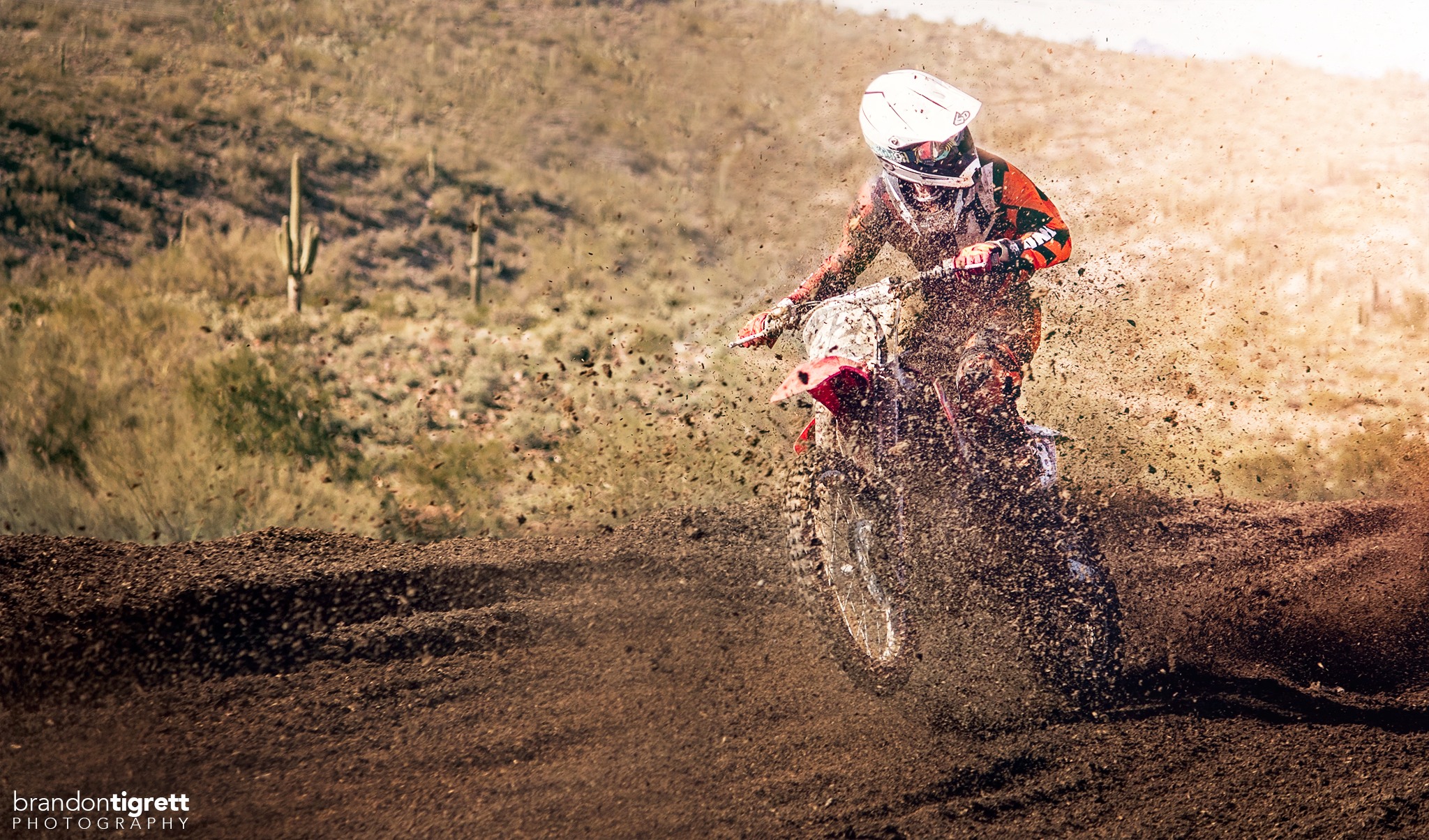 Arizona Motocross Comercial Edit