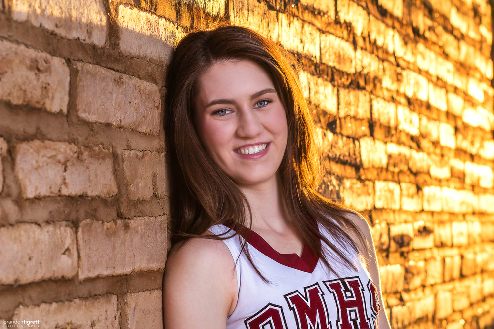 Desert Mountain High School Senior Photos - Renee Galle