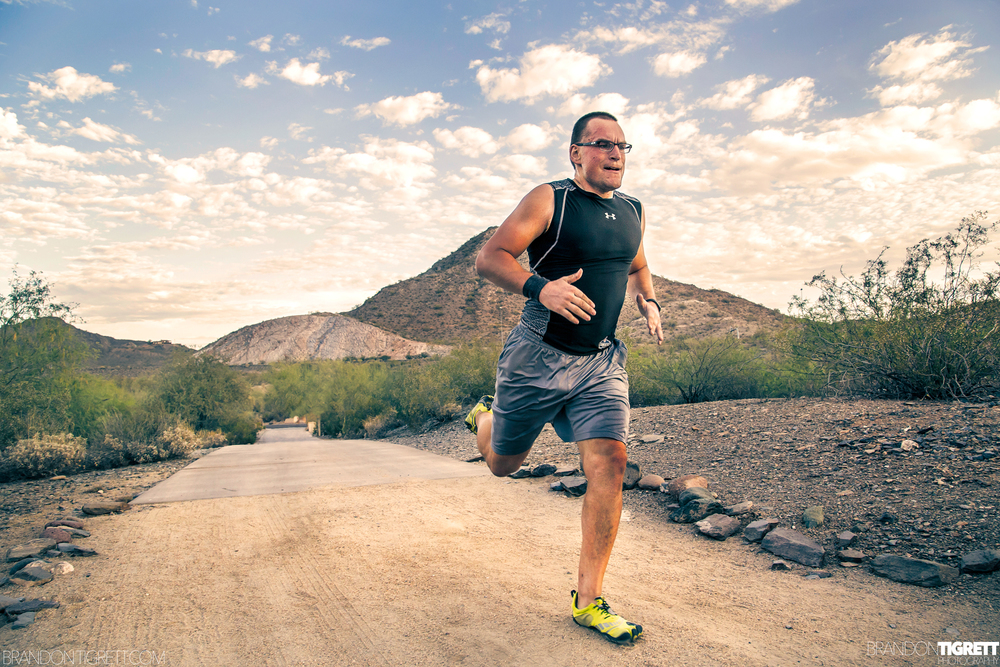 Trail Runner - Phoenix Adventure Bootcamp