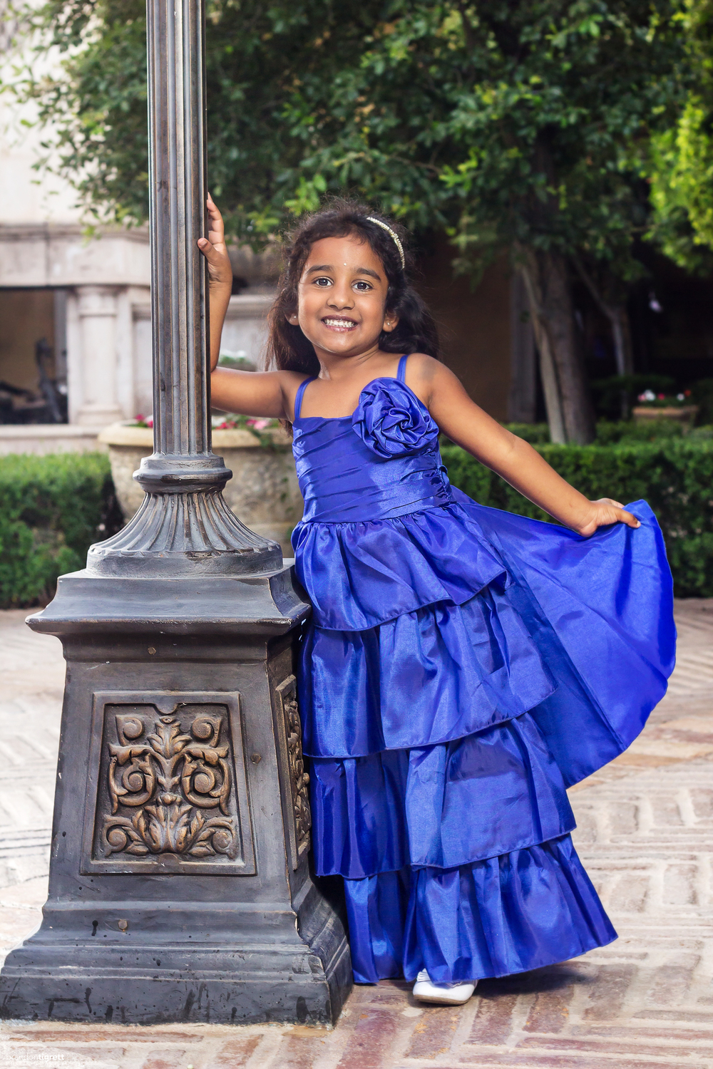Scottsdale Family Photos - Villa Siena