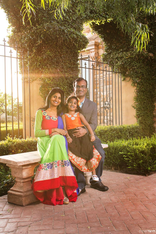 Scottsdale Family Photos - Villa Siena