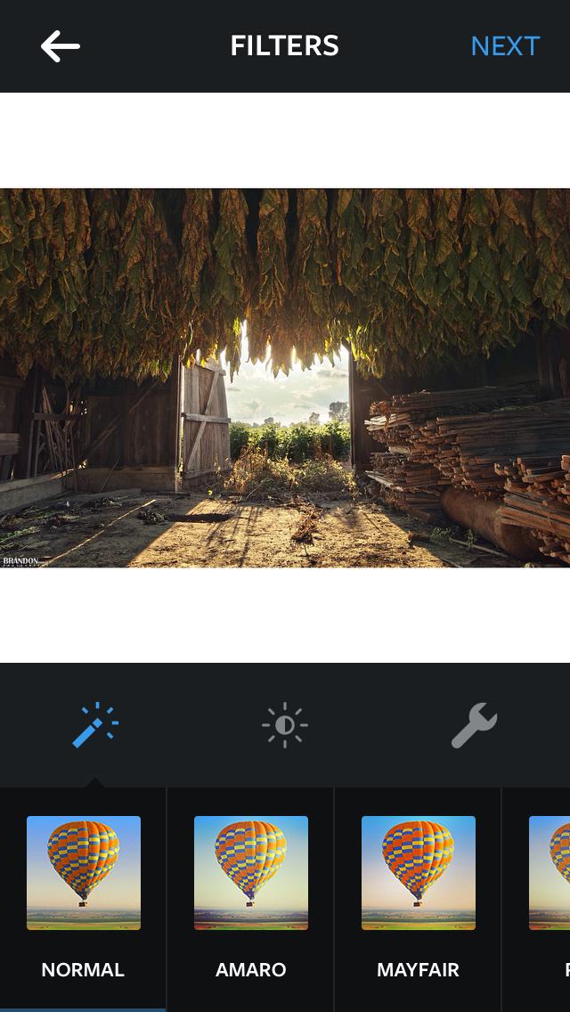 instagram upload